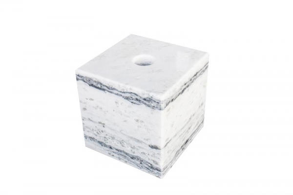 FLD10340_Cube_20_cm_polished_with_hole_white_grey_marble.jpg